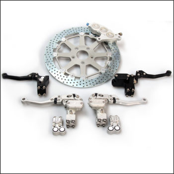 ISR Brake Components