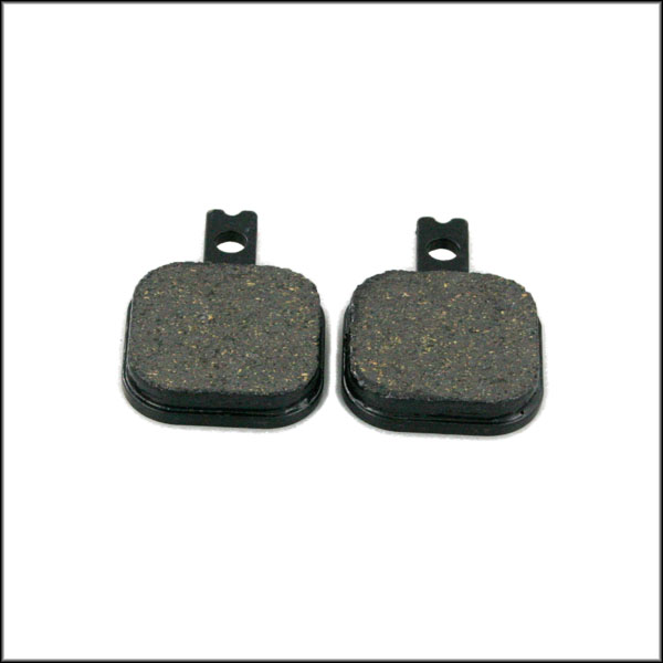 Isr Brake Pads Fa175 L A County Choprods L A County